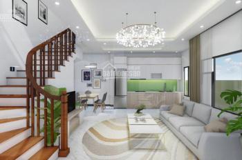 Chính chủ cần bán nhà đường Hồ Tùng Mậu, DT: 50m2 MT 6,8m thiết kế 4,5 tầng cực vip. LH: 0987689138