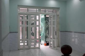 Bán nhà 2 mặt hẻm 446, đường Lê Thị Riêng , P.Thới An, Q.12