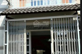 Bán nhà mặt tiền đường Phạm Thị Giây, Hóc Môn tiện kinh doanh buôn bán, 2.99 tỷ, TL, LH 0908386212