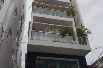 Về Hồng Kông bán nhà 4 lầu mặt tiền đường Phan Phú Tiên, Quận 5. DT: 4.3x14.5m
