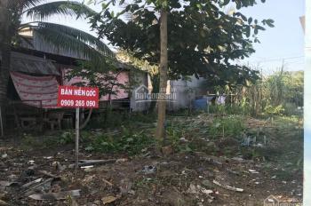 Bán đất nền góc hẻm gần UBND Phường An Thạnh