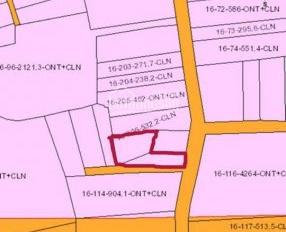 331m2 chia thành 3 lô, ngay mũi tàu dưới, sát ngay khu TDC Long An chỉ 2tỷ2, LH 0789666604