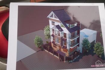 Chủ đầu tủ bán biệt thự Tây Nam Linh Đàm, DT 214m2, MT 14m, đường 11.5m, giá 75tr/m2