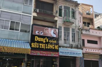 Chính chủ bán nhà mặt tiền đường Trần Hưng Đạo, Q5 tập trung chợ sỉ cả nước