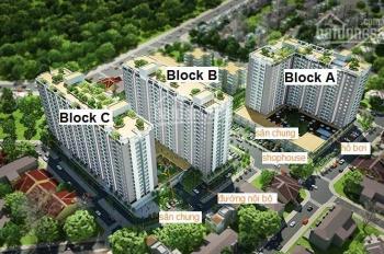 Bán căn hộ Bộ Công An, quận 2, căn 68 m2, LH: 0916754123