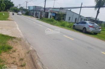 Bán lô góc hai mặt tiền đường Đặng Thị Thưa, xã Hòa Phú, huyện Củ Chi, 5x25m, 1,55 tỷ