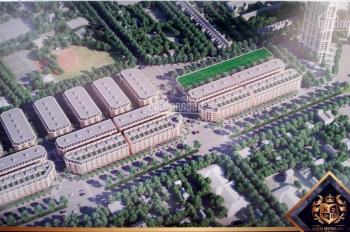 Đầu tư shophouse Kiến Hưng Luxury mặt đường Phúc La diện tích 70-130m2, mặt tiền 6m sổ đỏ lâu dài