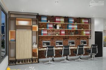 Cho thuê văn phòng Millennium Quận 4. Giá thuê từ 10tr/tháng, DT: 30 - 42m2, hoàn thiện, ở 24/24