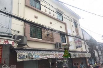 Bán nhà MT đường Lương Ngọc Quyến, Quận 8, tiện kinh doanh, cho thuê, không ngập nước