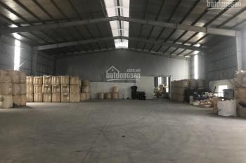 Cho thuê nhà xưởng tiêu chuẩn tại KCN Khai Sơn, Thuận Thành, Bắc Ninh, DT 807m2