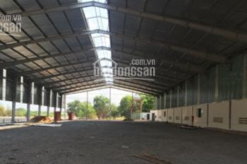 Cho thuê xưởng giá rẻ tại Yên Mô, Ninh Bình, DT 1000m2 đến 5000m2