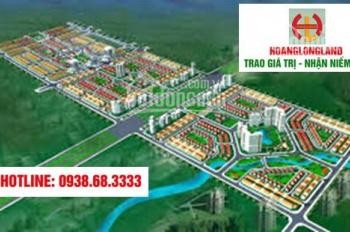 Bán biệt thự Cienco 5 Mê Linh, DT 380m2, đường 15m view công viên, SĐCC, 8tr/m2, LH 0938.68.3333