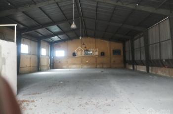 Cần cho thuê kho nhà xưởng 2500m2, giá 127tr/th, container vào tốt, PCCC, gần KCN Tân bình