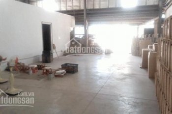 Kho xưởng cho thuê, đường Nguyễn Văn Quá, Quận 12, DT 300m2, giá thuê 15tr/th