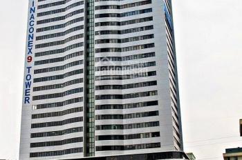 Cho thuê 95m2 văn phòng cao cấp tòa nhà Vinaconex9-CEO Tower đối diện Keang Nam