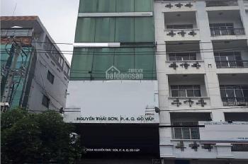 Nhà ngay nguyên căn sầm uất Đ. Nguyễn Thái Sơn, phường 4, Q. GV, ngang 5m. LH: 0902 441 248