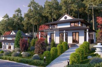 Biệt thự nghỉ dưỡng Hasu Village Hòa Bình, giá 800tr, lãi vốn tăng 30% sau 6 tháng. 0904573669