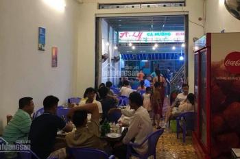 Sang nhượng quán hải sản, nướng ngói khu vực đông khách du lịch