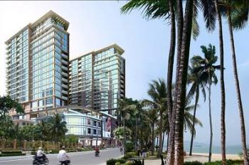 Bán căn hộ cao cấp view biển Nha Trang Center 20 Trần Phú Nha Trang, 43,3m2, 1,75 tỷ