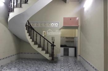 Bán nhà hẻm 3m Kênh Tân Hóa, 4.5x11m, 1 lầu nhà đang cho thuê 8tr/tháng, giá 3.55 tỷ, 0919992812