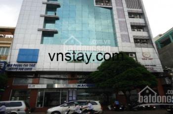 Văn phòng đường Xuân Hồng gần Cách Mạng Tháng Tám cho thuê 65 - 100 - 185m2, giá 248 nghìn/m2