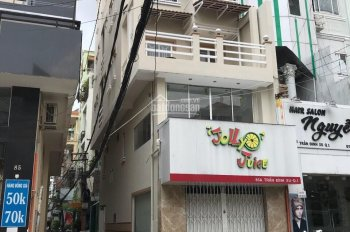 Nhà cho thuê góc 2 mặt tiền hẻm (6x20m) đường Lê Đức Thọ, P. 6, Q. Gò Vấp