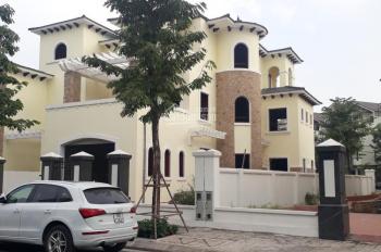 Bán biệt thự Đất Quảng Vinhomes Thăng Long, 414m2, 2 mặt tiền, giá bán 18.5 tỷ bao phí sang tên