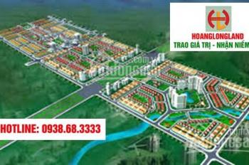 Bán biệt thự Cienco 5 Mê Linh, DT 410m2, SĐCC, lô góc sát đường 100, giá 8tr/m2, LH 0938.68.3333