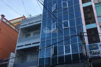 Cho thuê nhà MT Nguyễn Thông, Q3, 5.5mx20m, 7 lầu thang máy