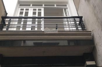 Cần bán nhà nguyên căn quận 4 một trệt hai lầu, sân thượng, ĐT 0917492482 A. Chính