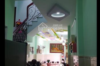 Cho thuê nhà lầu nguyên căn hẻm xe hơi đường Nguyễn Oanh, P17, Gò Vấp