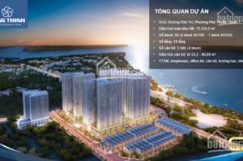 Suất nội bộ 2PN+2WC DT 67,6m2 giá 1,96tỷ Q7 Sài Gòn Riverside+full bếp Malloca+CK 3%. LH 0901383993