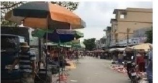 Sang lại 2 lô đất mặt tiền Tỉnh Lộ 10 gần chợ Chiều chợ Bình Tả, 5x24m, 10x24m giá 700tr 0901495549
