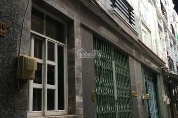 Bán nhà 4,6m x 9,5m hẻm xe hơi, 1 trệt, 2 lầu, 4 phòng ngủ đường Lưu Hữu Phước, P15, Q8, giá 3.1 tỷ