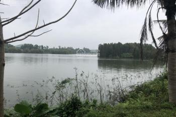 Bán 4000m2 đất mặt hồ Đồng Mô, Sơn Tây, Hà Nội
