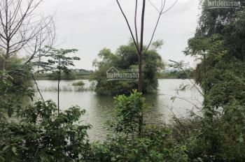 Bán 3700m2 đất mặt hồ Đồng Mô Xã Kim Sơn, Sơn Tây, Hà Nội