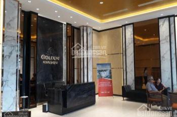 Chính chủ cần bán CH Golden Mansion căn số 01 view hồ bơi, diện tích 69m2, giá 3.350tỷ. LH ngay
