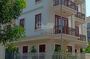 Cho thuê biệt thự Vườn Đào, Tây Hồ, DT 130m2x5T, cầu thang máy, nhà cực đẹp