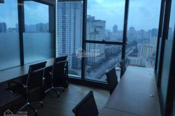 Cho thuê văn phòng tòa nhà Licogi 13 - Lilama 10, diện tích 200m2 - 400m2, giá thuê 230nghìn/m2/th