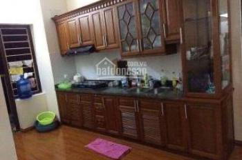 Cần bán nhanh căn hộ chung cư CT4 Mễ Trì Hạ, DT 63m2 nhà đủ đồ