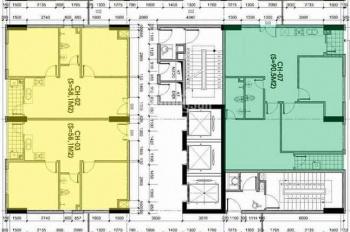 Cần bán lại căn hộ chung cư Công An tỉnh Nghệ An, căn góc 3 phòng ngủ với giá chỉ từ 9.2 tr/m2
