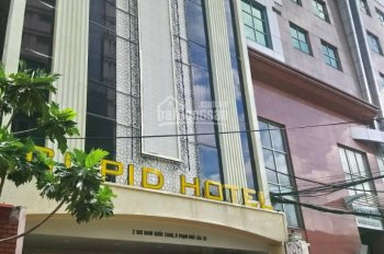 Bán gấp nhà đường Phan Kế Bính - Nguyễn Văn Thủ, P. Đa Kao, Quận 1, 7 tầng, 10 phòng, giá 15 tỷ