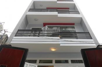 Bán nhà mặt tiền đường Lê Văn Huân, P13, Tân Bình, DT: 4,5 x 20m. Giá 10 tỷ