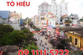 Bán nhà mặt đường Tô Hiệu, Lê Chân, Hải Phòng, có ngõ bên cạnh, vỉa hè 5m