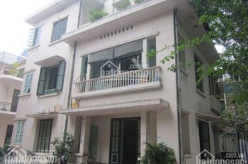 Cho thuê nhà mặt phố Nguyễn Bỉnh Khiêm, 22m mặt tiền, 650m2 x 2.5 tầng (kiểu biệt thự)