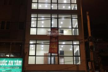 Mặt bằng KD cho thuê mặt phố 276 Quang Trung 93m2x 5 tầng, 5m mặt tiền, có thang máy. Giá 50 tr/th