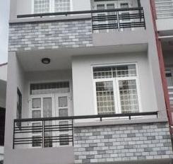 Cần tiền, bán nhà 2 lầu sổ hồng sang tên, giáp KCN Tân Bình