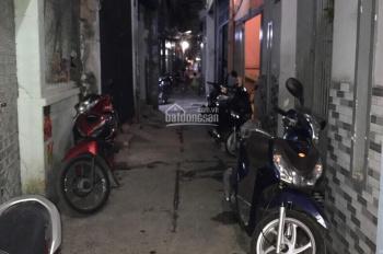 Nhà bán hẻm 146 Kênh Tân Hoá, 4,3x12,5m. Giá 4,3 tỷ