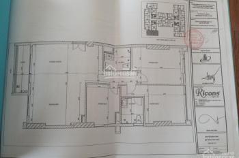 Chính chủ bán căn hộ CC Mỹ Đình Plaza 2 tòa CT1 số 2 Nguyễn Hoàng, tầng 17 căn 02 MB: 115m2 3 phòng