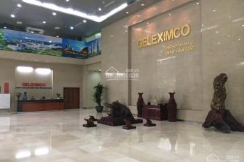 Cho thuê văn phòng hạng A tòa nhà Geleximco phố Hoàng Cầu, Đống Đa, LH 0903 226 595